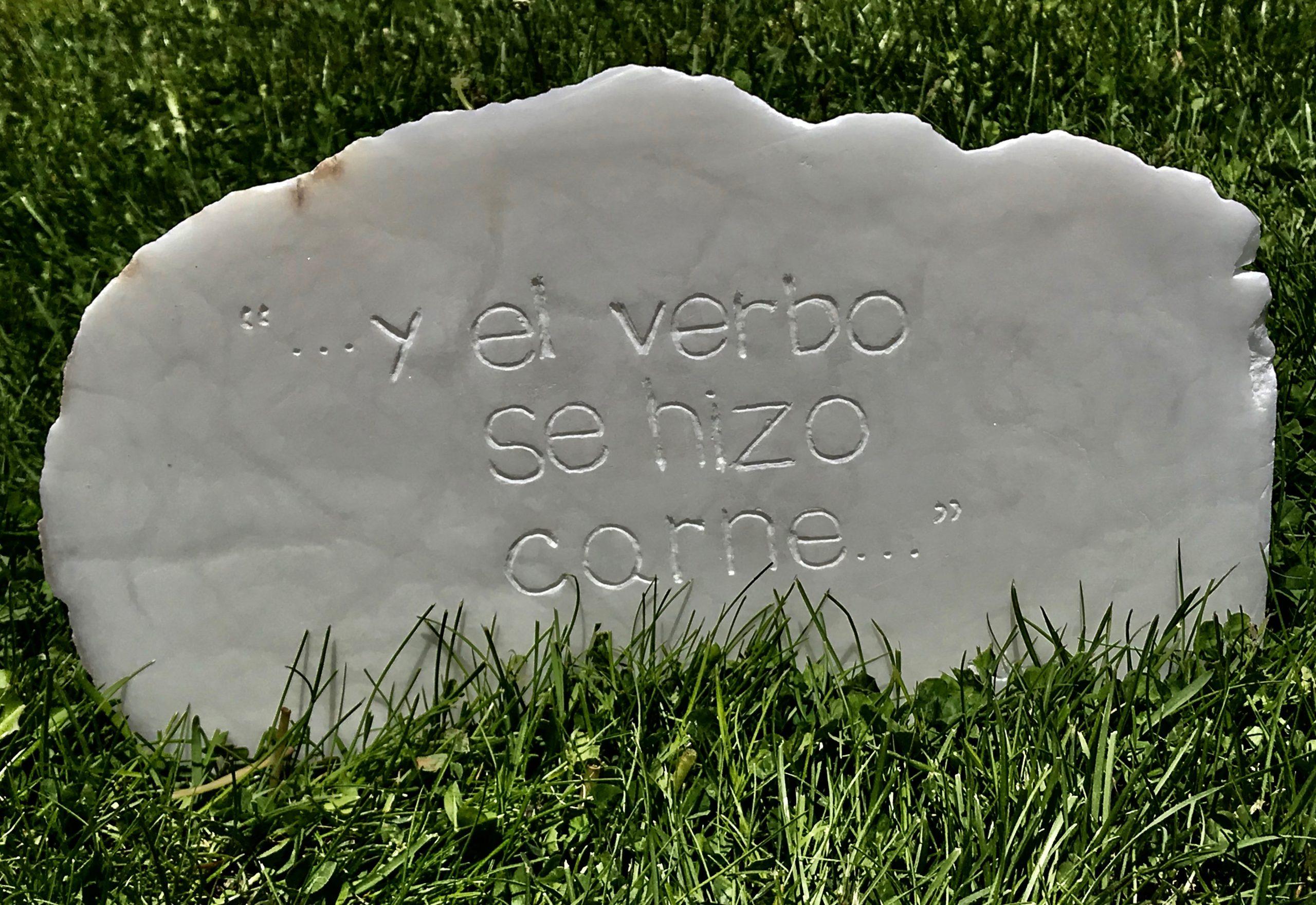 """…Y EL VERBO SE HIZO CARNE"" – ""…Y EL VERBO SE HIZO CARNE"""